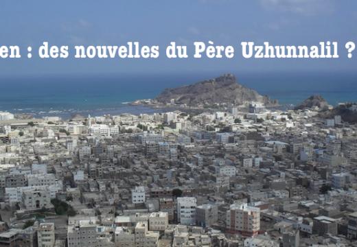 Yémen : des nouvelles du Père Tom Uzhunnalil ?