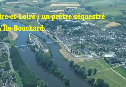 Indre-et-Loire : un prêtre séquestré à L'Île-Bouchard