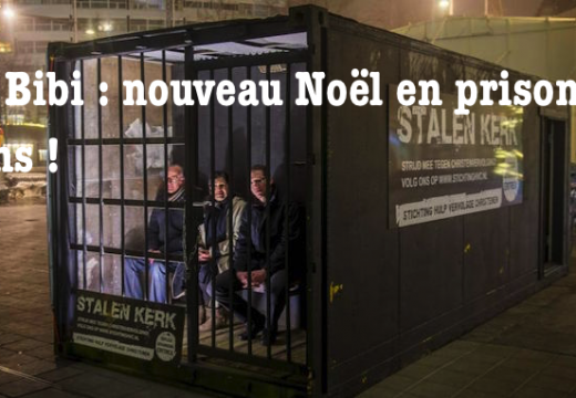 Nouveau Noël en prison pour Asia Bibi : prions !
