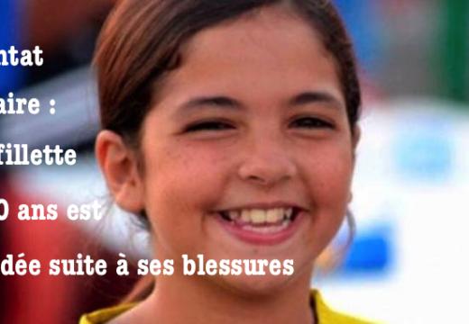 Attentat du Caire : une fillette de 10 ans est décédée