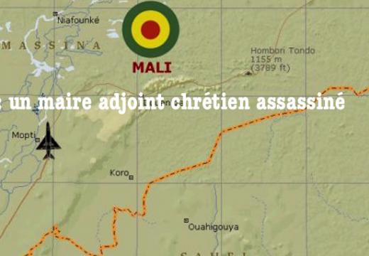 Mali : un maire adjoint chrétien abattu probablement par des islamistes