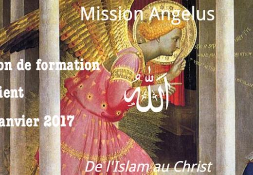 Mission Angelus à Lorient le 7 janvier