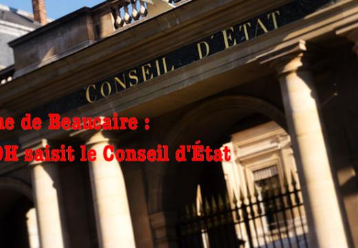 Crèche de Beaucaire : la LDH saisit le Conseil d'État…