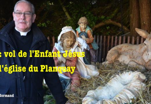 Eure : l'Enfant Jésus volé dans la crèche de l'église du Planquay