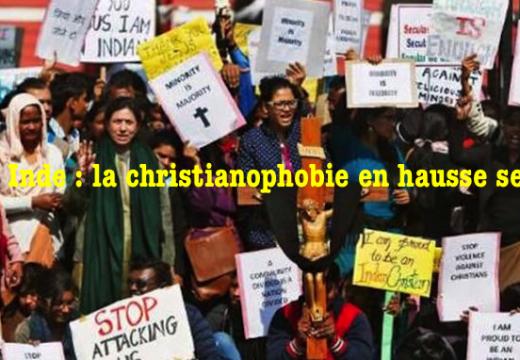 Inde : la persécution antichrétienne en hausse