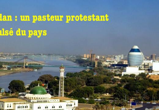 Soudan : un pasteur protestant expulsé