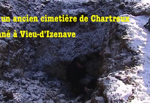 Ain : un ancien cimetière chartreux profané