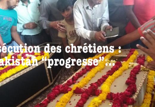 Le Pakistan est désormais le 4ème pays le plus dangereux pour les chrétiens