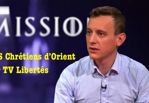 SOS Chrétiens d'Orient sur TV Libertés