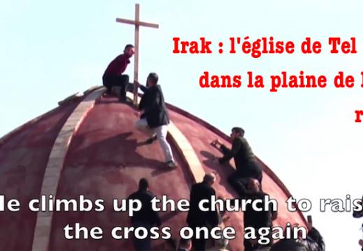 Irak : réouverture d'une église dans la plaine de Ninive