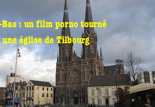 Pays-Bas : film porno tourné dans une église catholique