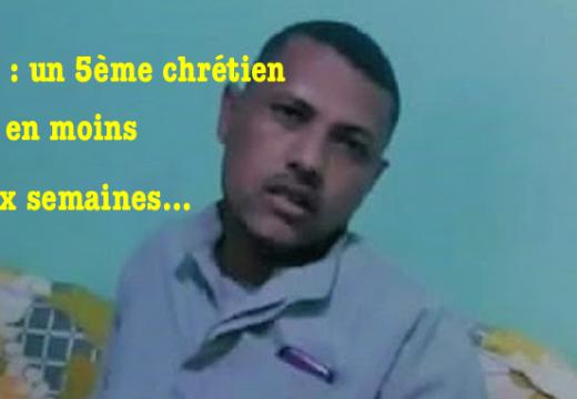 Égypte : encore un chrétien égorgé !