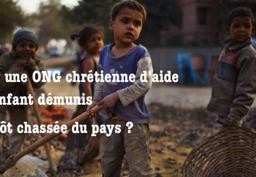 Inde : une ONG chrétienne d'aide aux enfants, menacée d'être chassée du pays