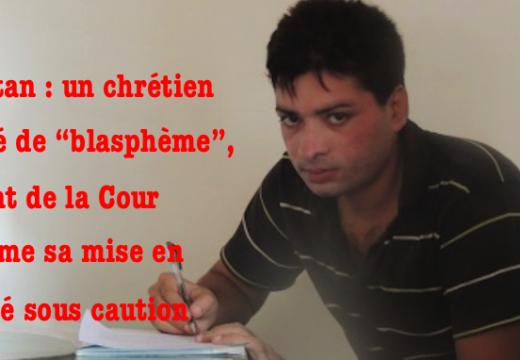 """Pakistan : faussement accusé de """"blasphème"""", un chrétien libéré sous caution par la Cour suprême"""