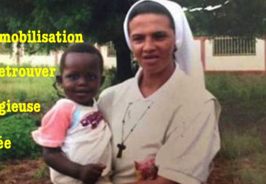 Mali : forte mobilisation pour retrouver la religieuse enlevée