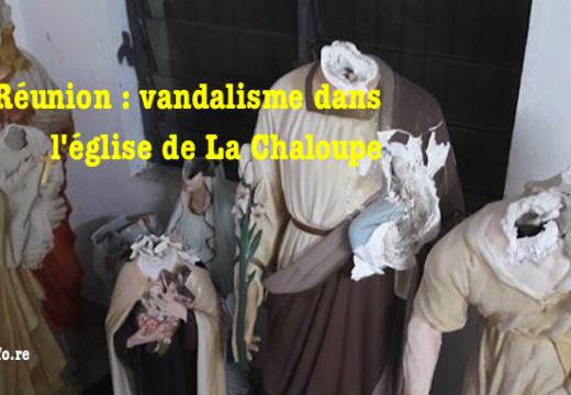 La Réunion : une église vandalisée pour la deuxième fois en trois jours