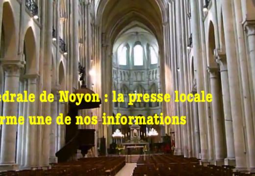 Noyon : confirmation du vol de l'Enfant Jésus dans la crèche