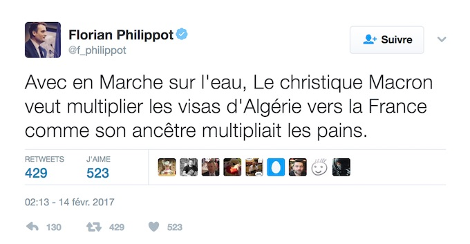 Philippot Tweet - copie