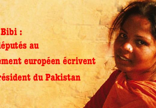 Asia Bibi : nouvelle initiative de députés au Parlement européen