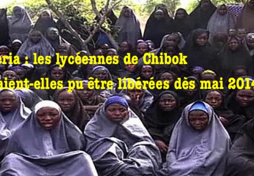 Lycéennes de Chibok : le Nigéria a-t-il repoussé une offre britannique de les libérer ?
