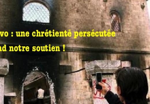 Soutien aux chrétiens du Kosovo : une initiative soutenue par L'Obs