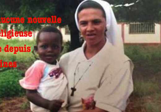 Mali : pas de nouvelle de la religieuse enlevée depuis 6 semaines