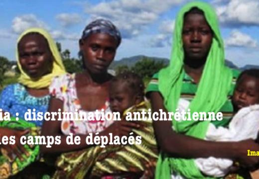 Nigéria : discrimination antichrétienne dans les camps de déplacés