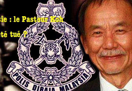 Malaisie : le Pasteur Raymond Koh a-t-il été assassiné ?