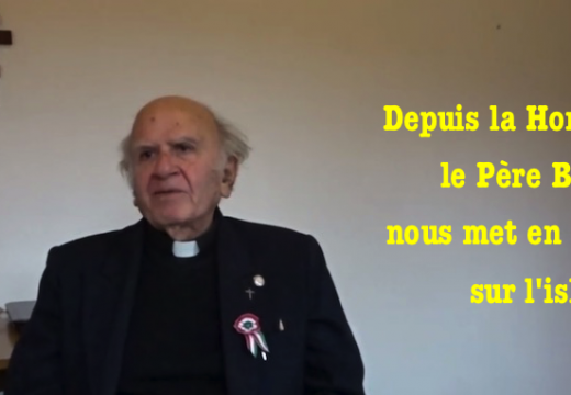 Le Père Boulad nous met en garde sur l'islam
