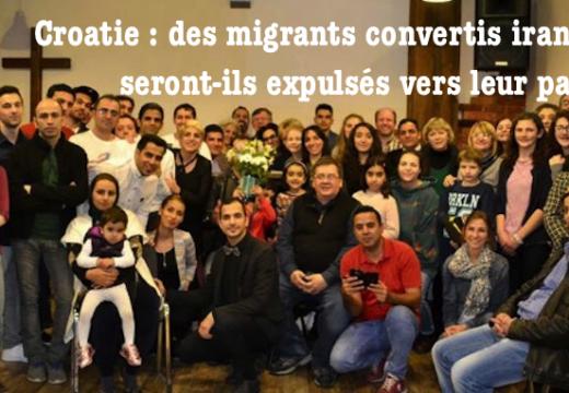 Croatie : des baptistes s'opposent au rapatriement de réfugiés convertis