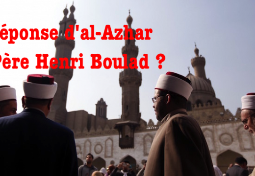 Égypte : la taqîya d'al-Azhar ?