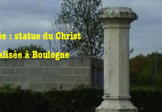 Vendée : vandalisme antichrétien à Boulogne