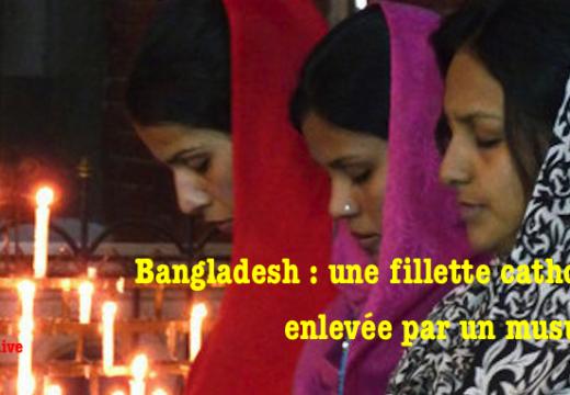 Bangladesh : une fillette catholique de 12 ans enlevée par un musulman