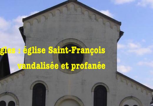 Gironde : vandalisme et profanation dans une église de Bègles