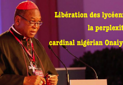 Libération des lycéennes au Nigéria : le cardinal Onaiyekan perplexe…