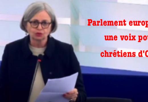 Parlement européen : une voix pour les chrétiens d'Orient