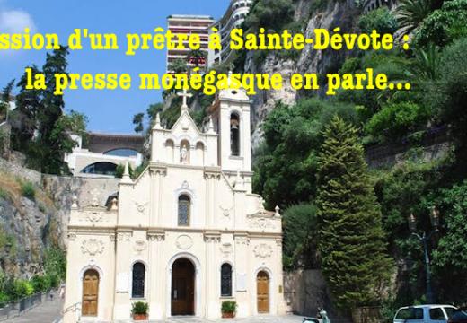 Monaco : précisions sur l'agression du curé de Sainte-Dévote
