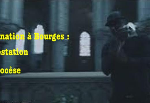 Profanation à Bourges : le diocèse la dénonce aujourd'hui