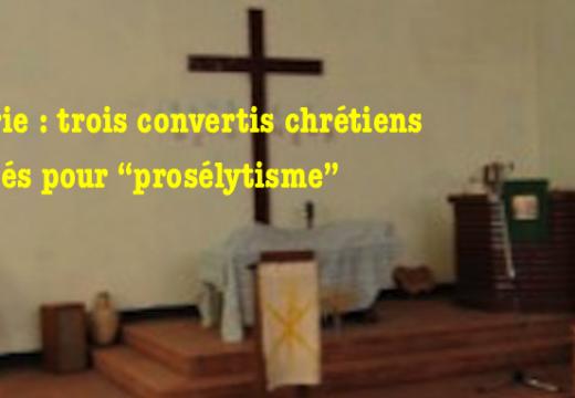 Algérie : trois jeunes convertis arrêtés pour « prosélytisme »