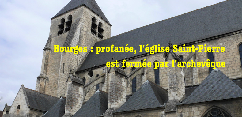 eglise st pierre Bourges