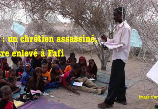 Kenya : un chrétien tué, un autre enlevé à Fafi