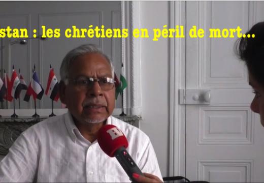 Vidéo : au Pakistan les chrétiens « vivent toujours en danger de mort »