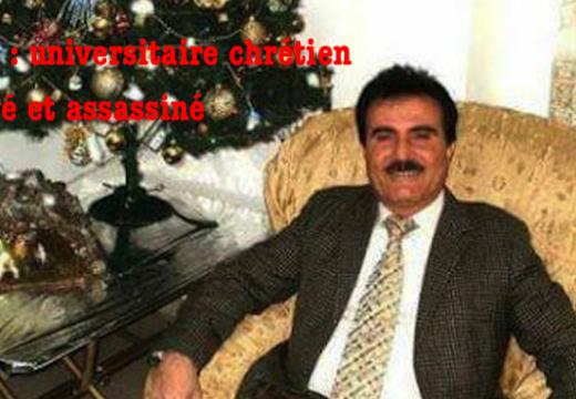 Syrie : un chrétien assyrien enlevé et tué