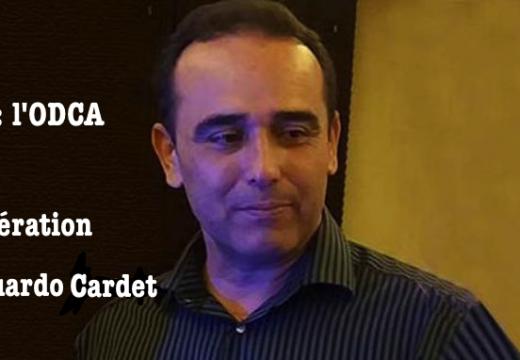 Cuba : appel à la libération d'Eduardo Cardet