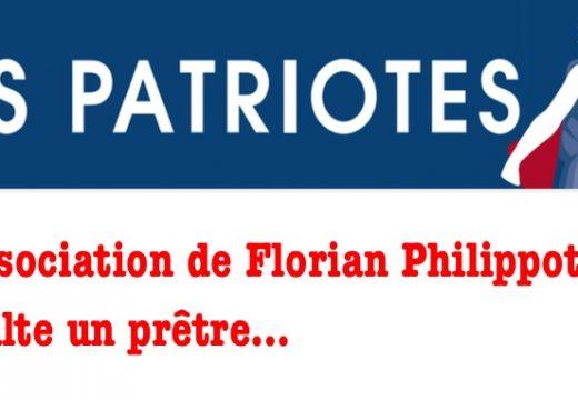 Le Père de Villoutreys insulté par Maxime Thiébaut