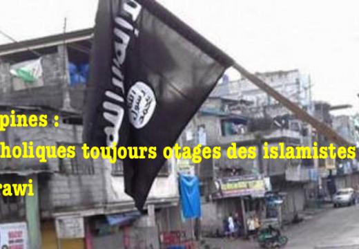 Marawi : 15 chrétiens toujours otages des islamistes depuis plus de 50 jours