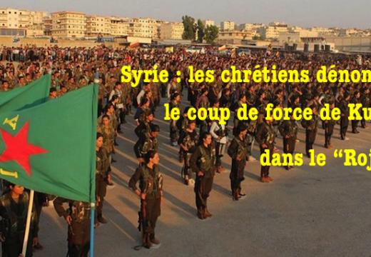 Syrie : des Kurdes préparent un autre conflit dans le conflit…