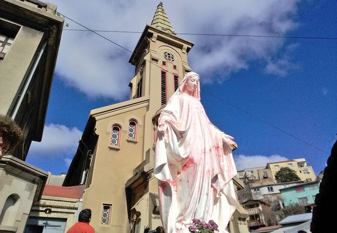 valparaiso muslim The statistics for islam in chile estimate a total muslim population of approximately 3000 atacama, valparaiso, and santiago in the census of 1907.