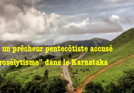 """Inde : prêcheur pentecôtiste livré à la police pour """"prosélytisme"""""""