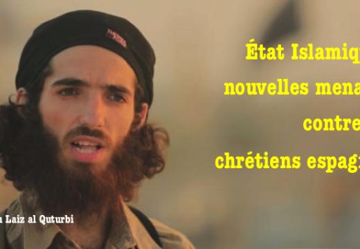 L'État Islamique menace les chrétiens espagnols dans une nouvelle vidéo